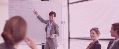 woman-whiteboard-lecture