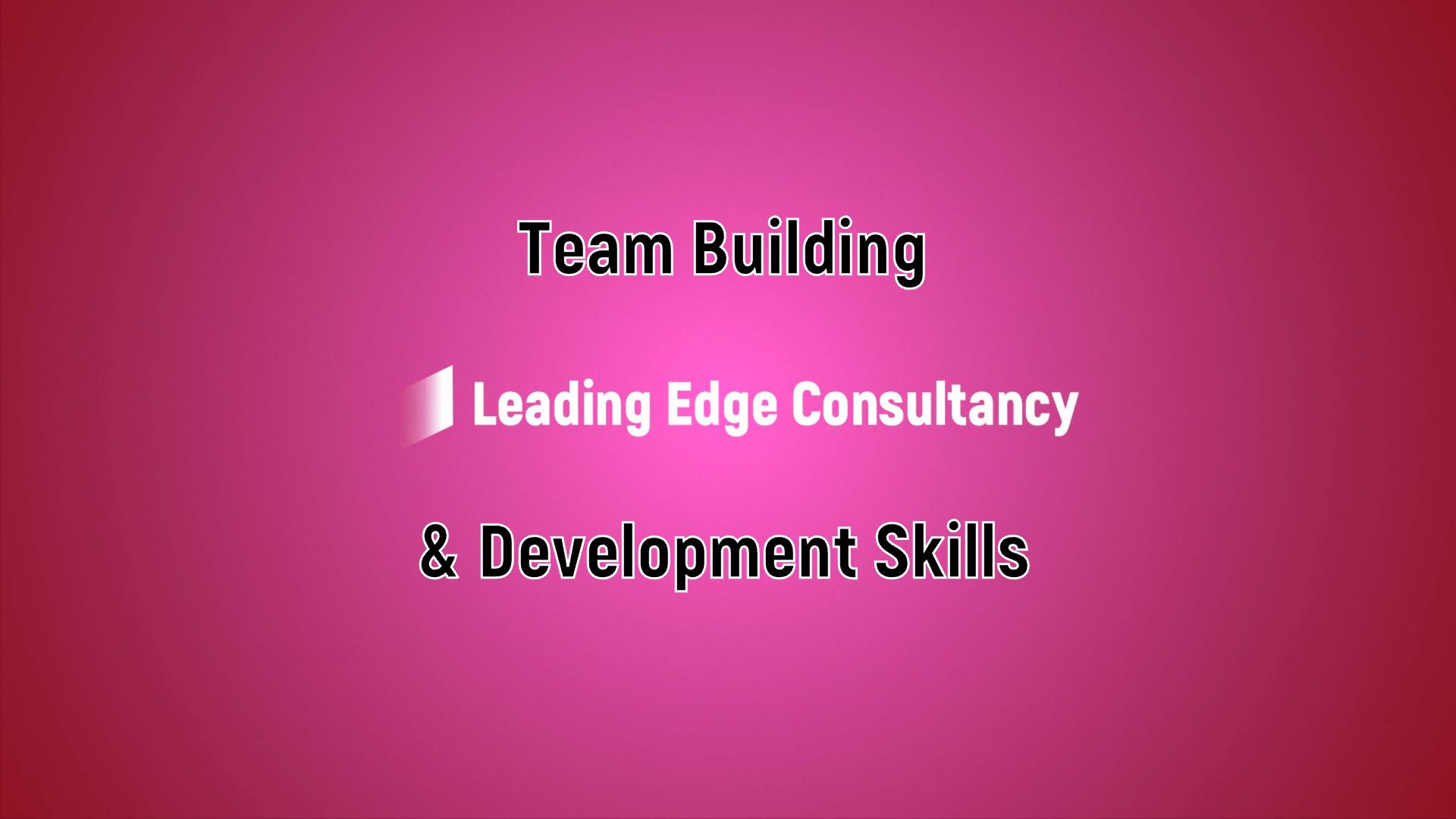 Team Building & Development
