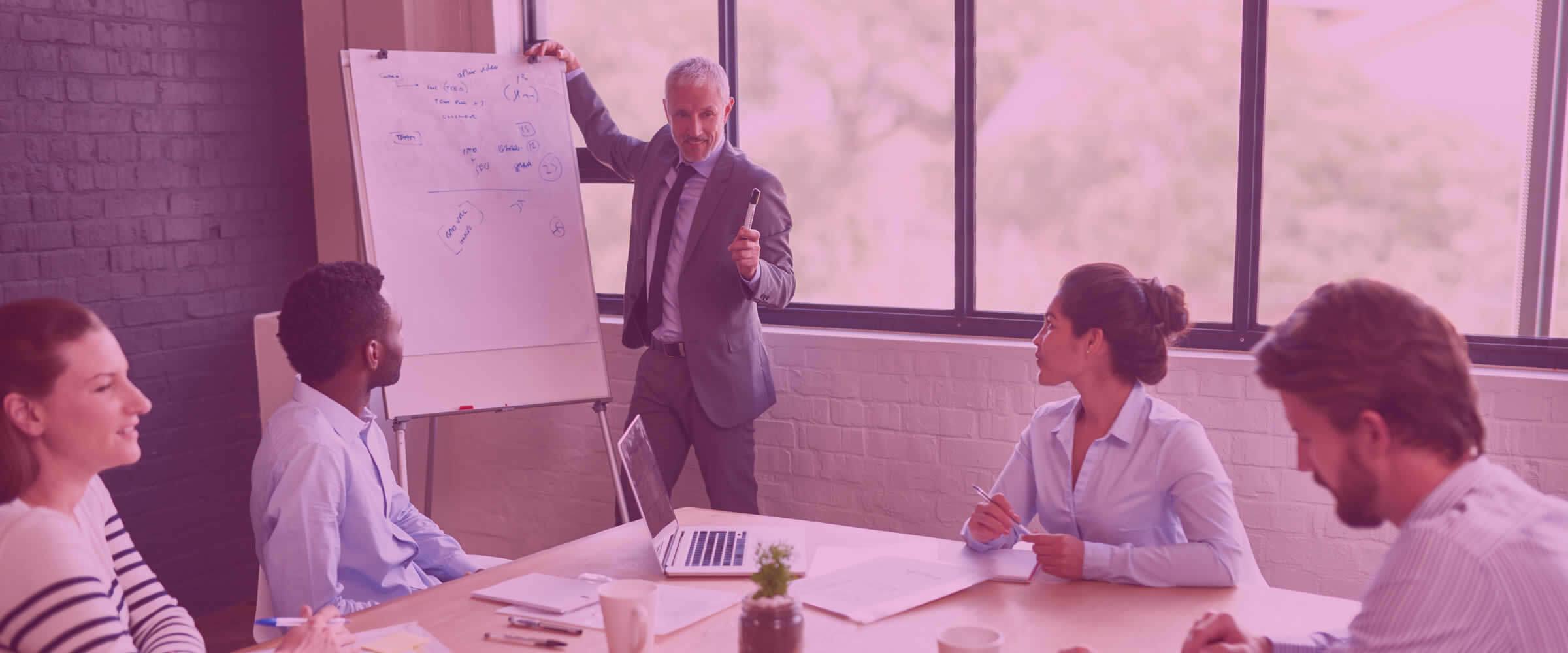 Teacher Training at Whiteboard
