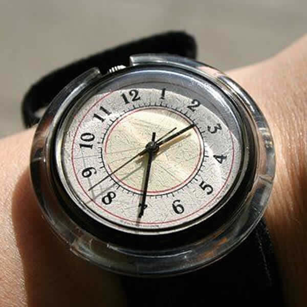 Time Management Watch